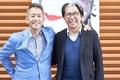 10月上演の東京二期会「蝶々夫人」制作発表会に、演出家・宮本亜門と衣装デザイン担当の髙田賢三が登場