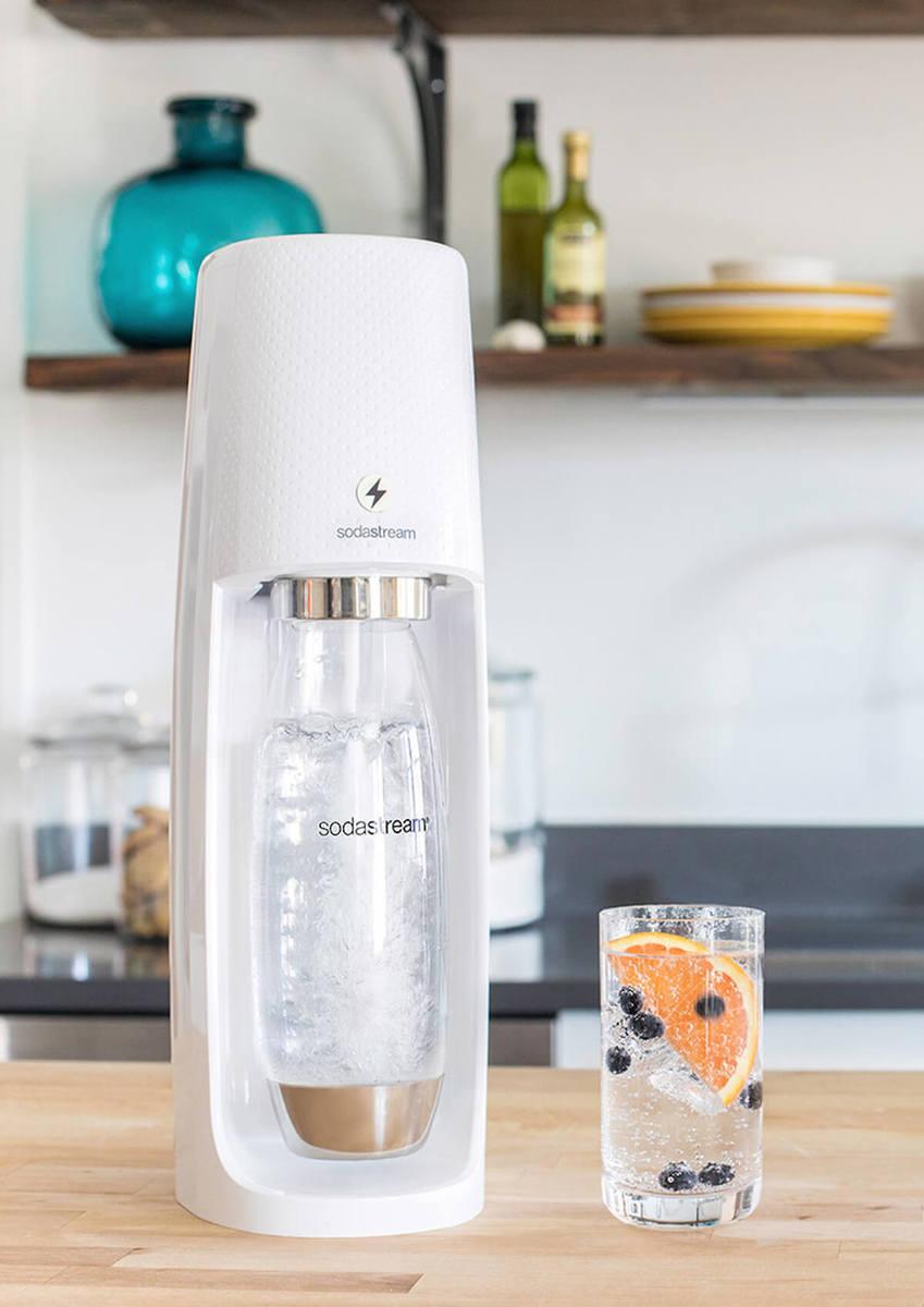 自家製炭酸水を持ち歩ける「ソーダストリーム マイボトル」が新発売!