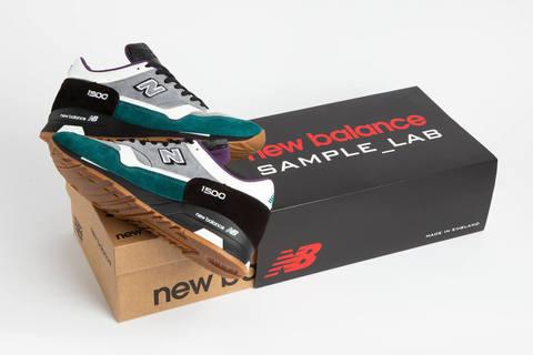 カラーは開けてのお楽しみ!? 限定24足の新作ニューバランス「SAMPLE LAB」