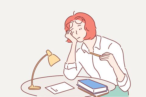【心理テスト】自分自身にうんざりするところ診断