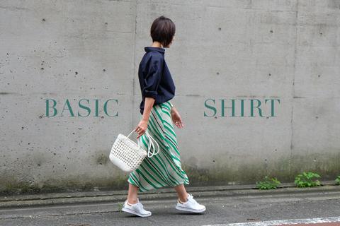 UNIQLOオーバーサイズシャツが優秀! 1990円で計算し尽くされたシルエット