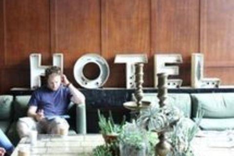 ポートランド旅行記#4 泊まれるカフェ「エースホテル」のインテリアとアメニティ