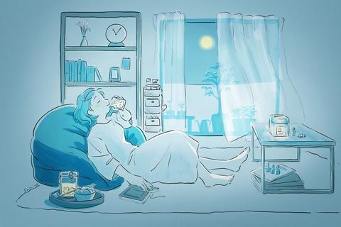 9月特集「ひとりの夜に」