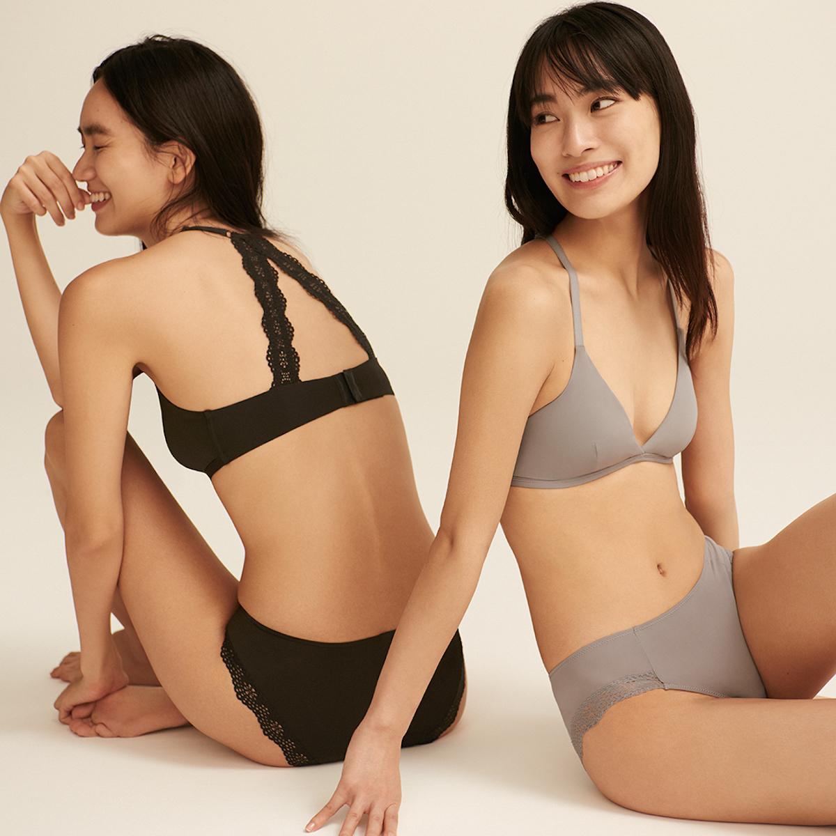 大人女性に優しいランジェリー「Asia Exclusive Collection」がH&Mから登場