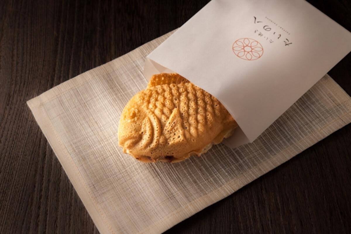 手土産に喜ばれる! たい焼き専門店が新宿にオープン