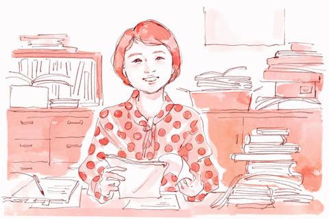 戦争が起きない世界、暮らしに色を添える雑誌を 大橋鎭子が描いた希望