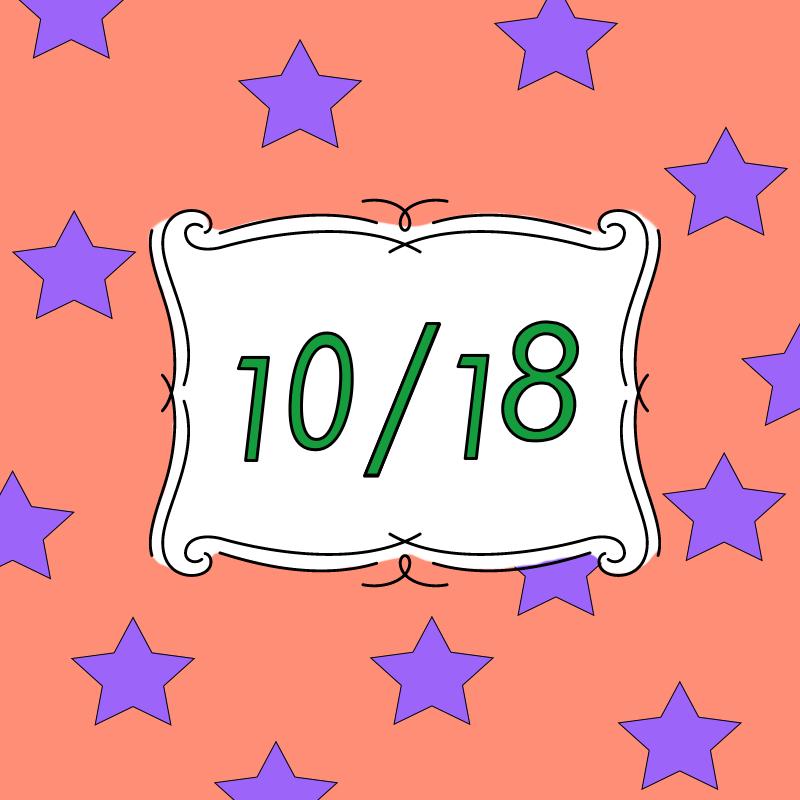 【10/18の運勢】女神のための星占い