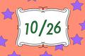【10/26の運勢】女神のための星占い