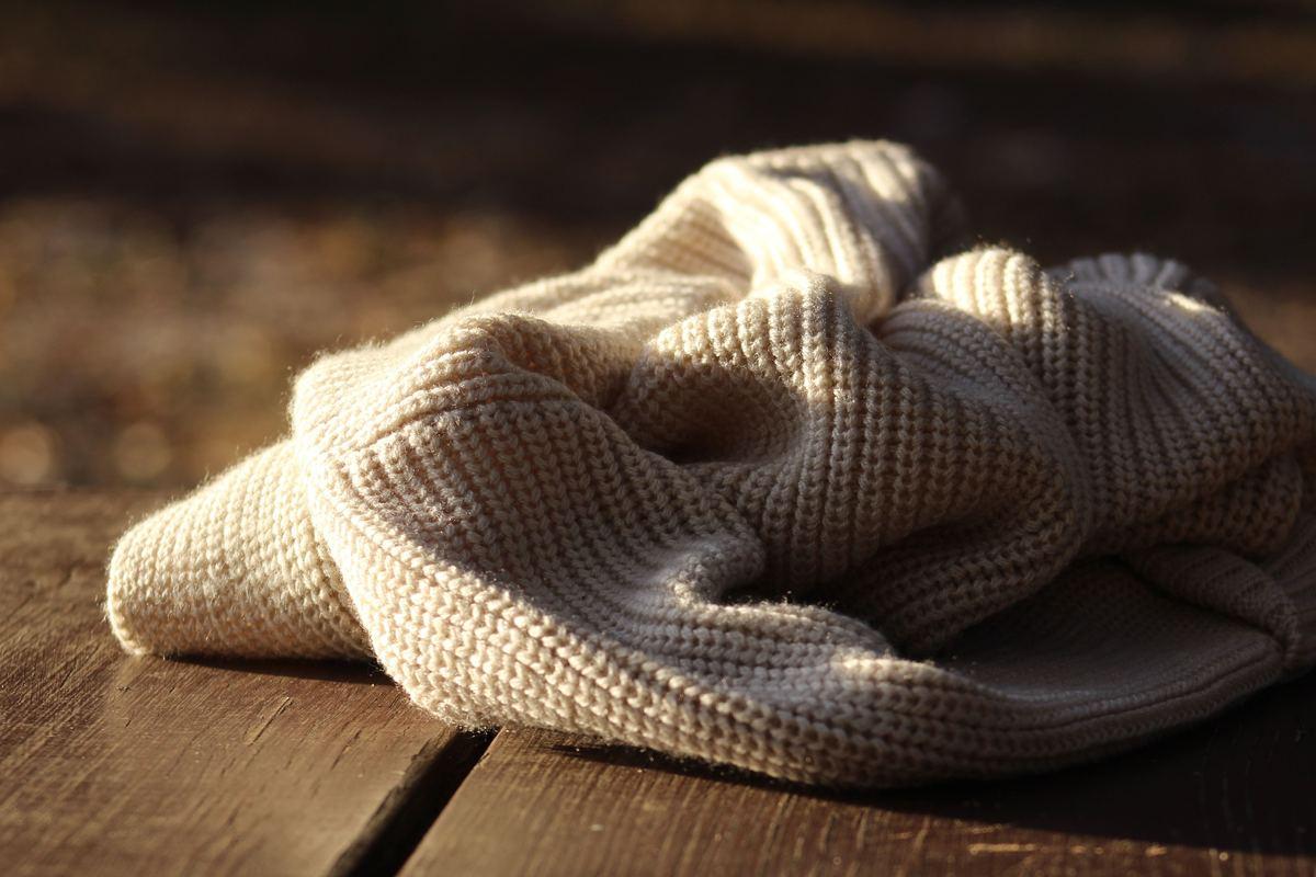 ・肌の乾燥に悩む人は、コットンやシルクを取り入れて