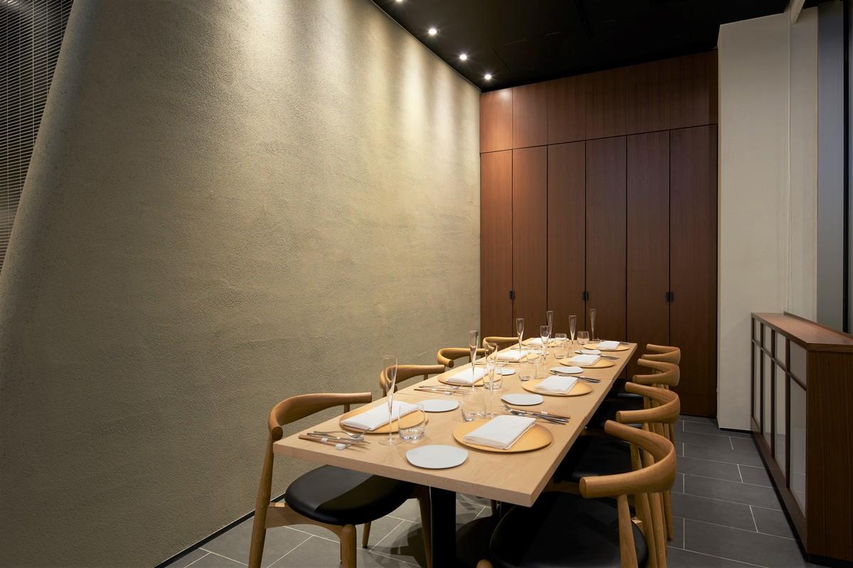 Restaurant TOYO 東京日比谷店 店内