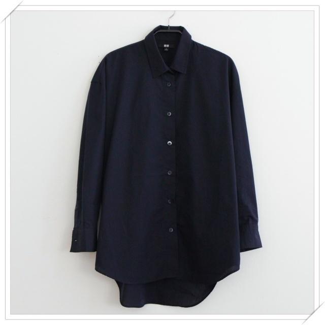 シャツ サイズ ユニクロ オーバー