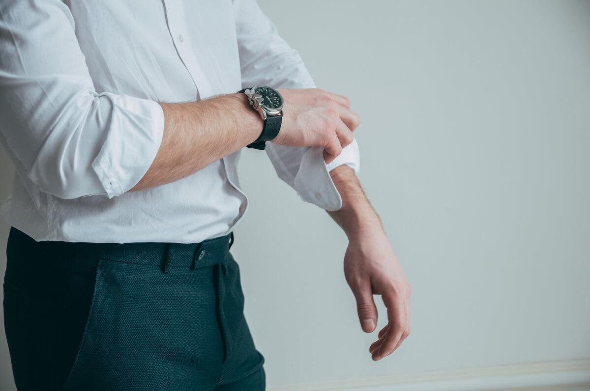 あるある 男性の色気パーツ 腕