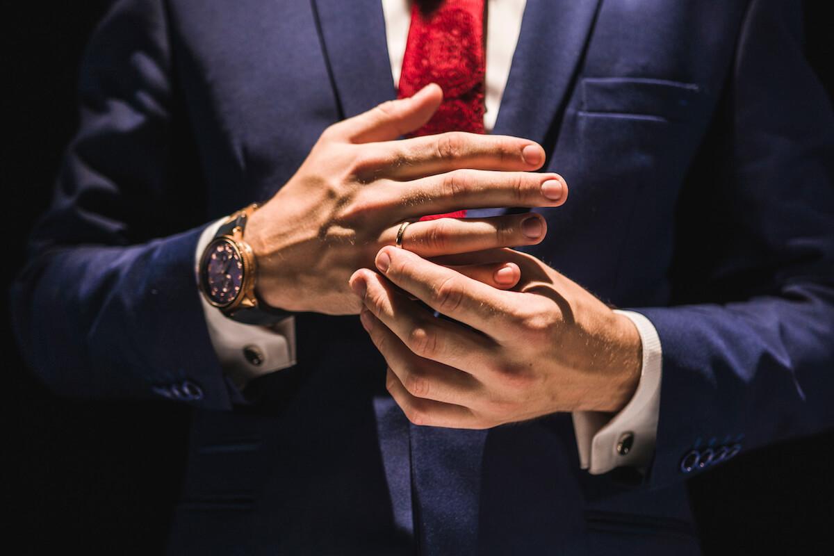 あるある 男性の色気パーツ 指