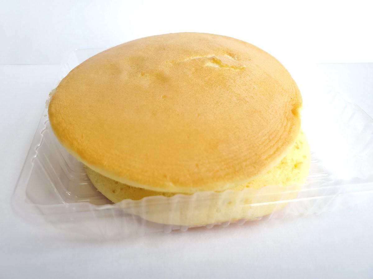 パンケーキみたいなどら焼き