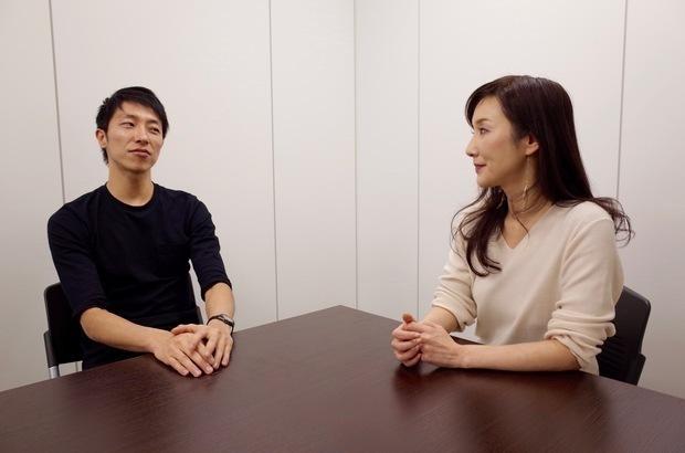 """川崎貴子さん×夫 マサヒロさん夫婦対談・前編「""""この人は ..."""