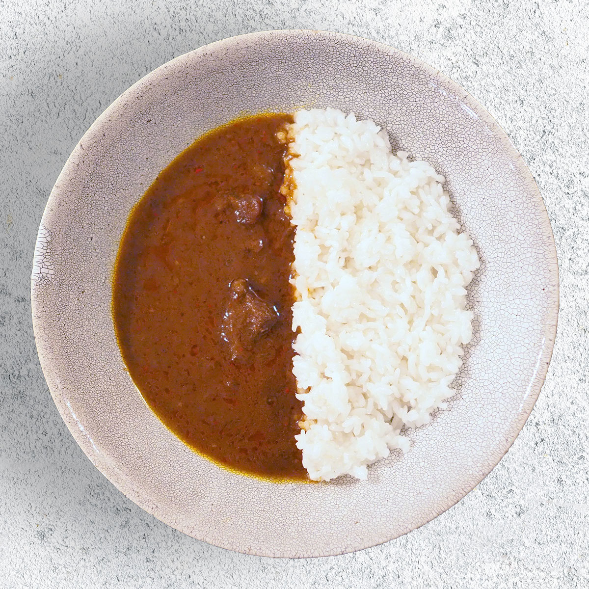 ケジャンカレー TERIYAKI produced by 肉山