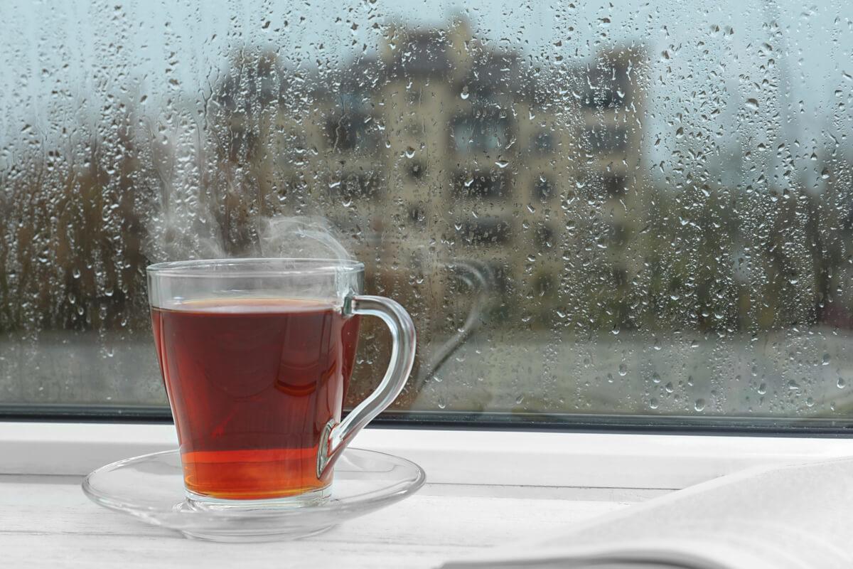 雨の日 運気