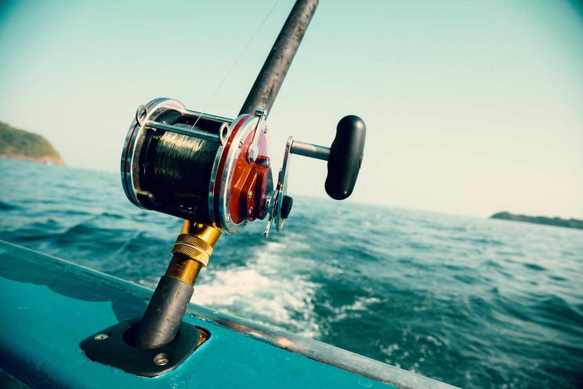 3.海で釣りをする夢