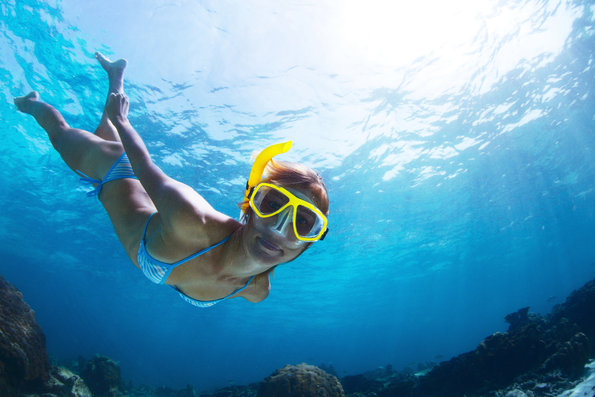8.海に潜る夢