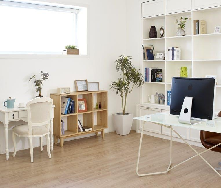 綺麗な部屋を保つ 棚