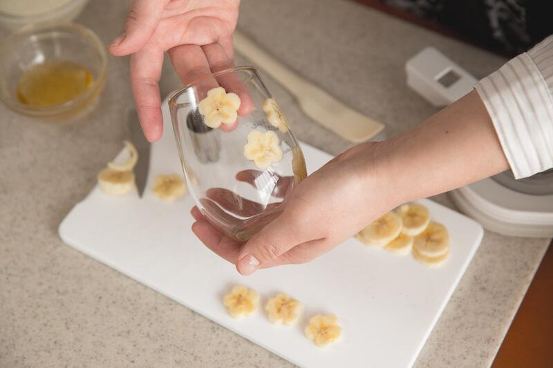 ヨーグルトスムージーの簡単レシピ